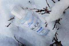 Silica в снегу
