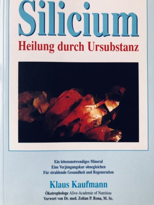 Обложка книги Клауса Кауфманна